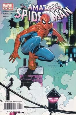 The Amazing Spider-Man Vol. 2 (1999-2014) (Comic-Book) #48 (489)