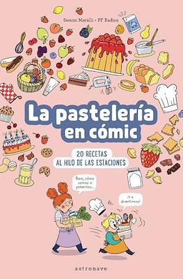 La pastelería en cómic (Cartoné 56 pp)