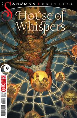 House Of Whispers (Comic book) #9