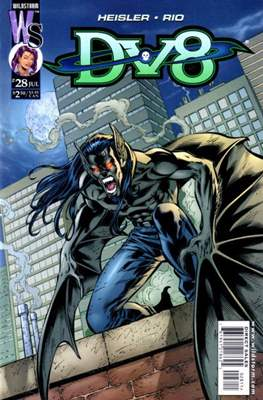 Dv8 (Comic Book) #28