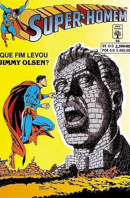 Super-Homem. 1ª série (Formatinho grampo) #96