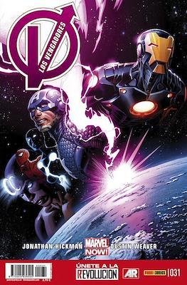 Los Vengadores Vol. 4 (2011-) (Grapa) #31