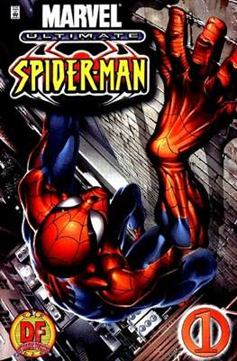Ultimate Spider-Man (2000-2009 Variant Cover)