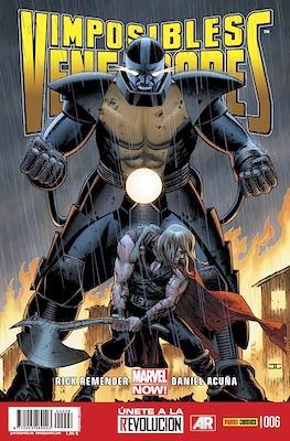 Imposibles Vengadores (2013-2018) (Grapa) #6