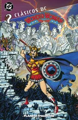 Wonder Woman. Clásicos DC (Rústica 176 pp) #2