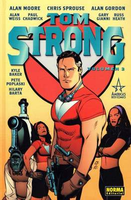 Tom Strong (Cartoné, 208 páginas (2006-2011)) #2
