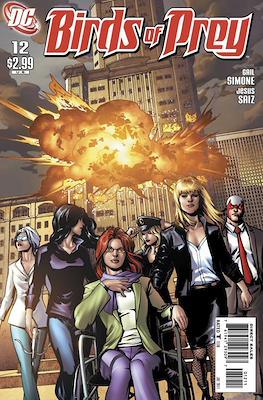 Birds of Prey Vol. 2 (2010-2011) (Comic Book) #12