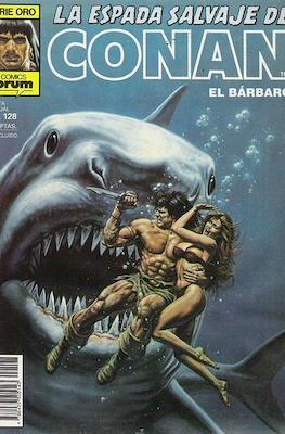 La Espada Salvaje de Conan. Vol 1 (1982-1996) (Grapa. B/N.) #128