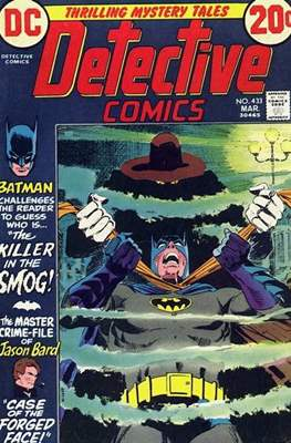 Detective Comics Vol. 1 (1937-2011; 2016-) (Comic Book) #433