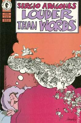 Sergio Aragonés Louder than Words (Miniserie) #2