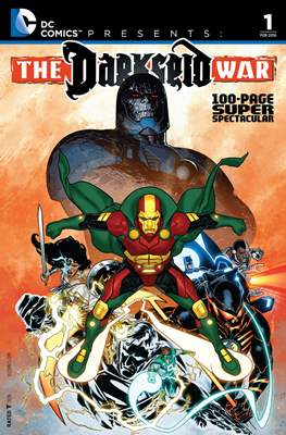 DC Comics Presents: The Darkseid War 100-Page Spectacular