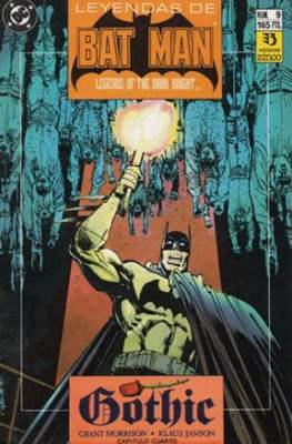 Leyendas de Batman. Legends of the Dark Knight (Grapa) #9