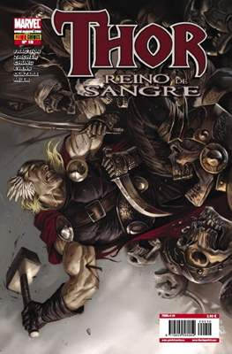 Thor (2008-2011) (Grapa 24 pp) #10