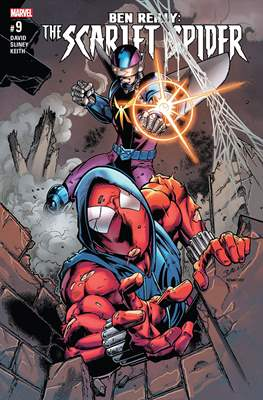 Ben Reilly: The Scarlet Spider #9