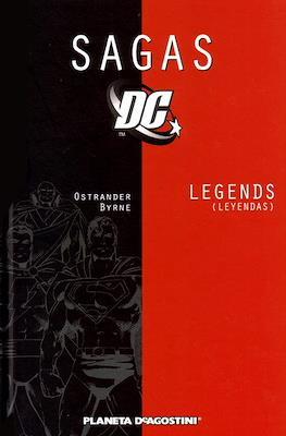 Colección Sagas DC #1