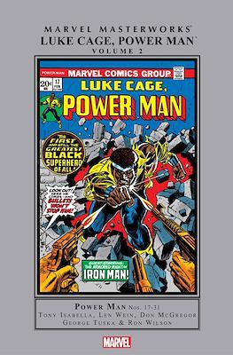 Marvel Masterworks Luke Cage Hero for Hire / Power Man (Hardcover 336-312 pp) #2