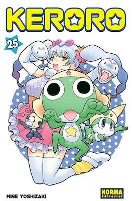 Keroro (Rústica con sobrecubierta) #25