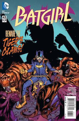 Batgirl Vol. 4 (2011-2016) (Comic-Book) #43