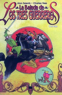 La Balada de los Tres Guerreros (1998)