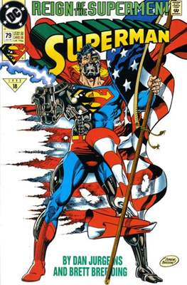Superman Vol. 2 (1987-2006) (Comic Book) #79