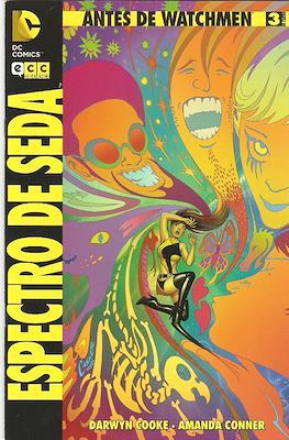 Antes de Watchmen: Espectro de Seda (Grapa) #3