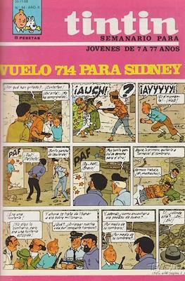 Tintin (Grapa 20 pags.) #54