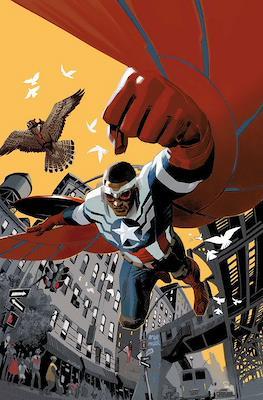 Capitán América de Nick Spencer. Marvel Now! Deluxe