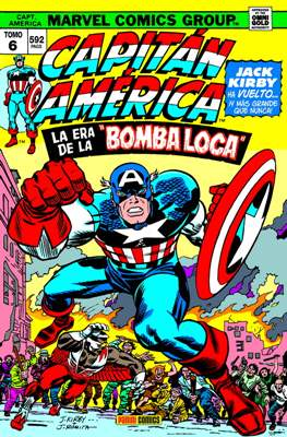 Capitán América. Marvel Gold (Omnigold) #6