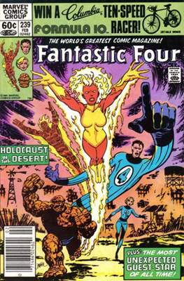 Fantastic Four Vol. 1 (1961-1996) (saddle-stitched) #239