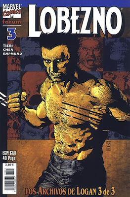Lobezno Vol. 3 (2003-2005) (Grapa) #3