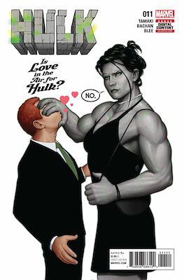 Hulk Vol. 4 (2016-2017) #11