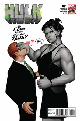 Hulk Vol. 4 (2016. Comic-book) #11