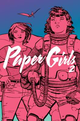 Paper Girls (Digital Collected) #2