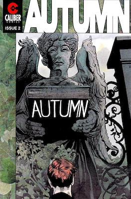 Autumn: Terror in the London Underground #2