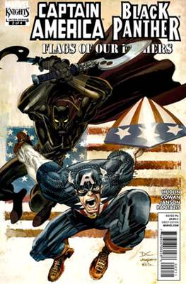 Captain America / Black Panther: Flags of Our Fathers #2