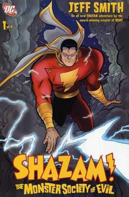 Shazam: the Monster Society of Evil