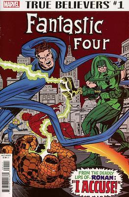 True Believers Fantastic Four Ronan and the Kree #1