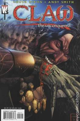 Claw the Unconquered (Grapa) #2