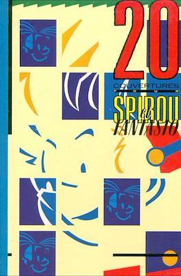 20 Couvertures pour Spirou et Fantasio