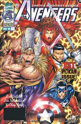 The Avengers Vol. 2 (1996-1997) (Digital) #1