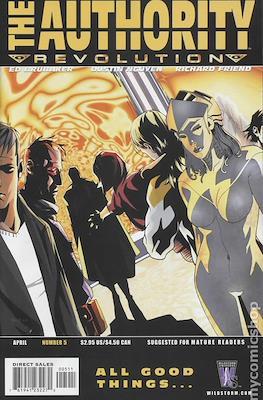 The Authority: Revolution (2004-2005) #5