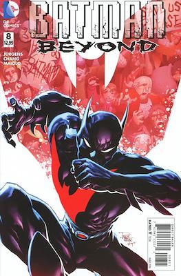Batman Beyond (Vol 5 2015-2016) #8