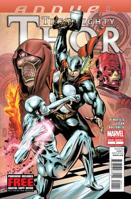 The Mighty Thor Vol. 2 Annual (2012)