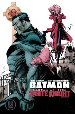 Batman: Curse of the White Knight (2019-) (Comic Book) #3