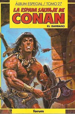 La Espada Salvaje de Conan - Álbum especial (Retapados) #27
