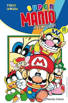 Super Mario Aventuras (Rústica con sobrecubierta) #13