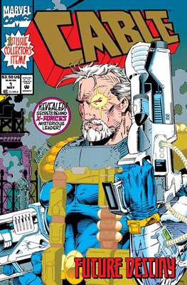Cable Vol. 1 (1993-2002) #1