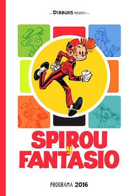 Dibbuks presenta: Spirou y Fantasio. Programa 2016