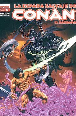 La Espada Salvaje de Conan el Bárbaro. Edición coleccionistas (Rústica. 64 páginas. B/N. (2005-2008).) #30