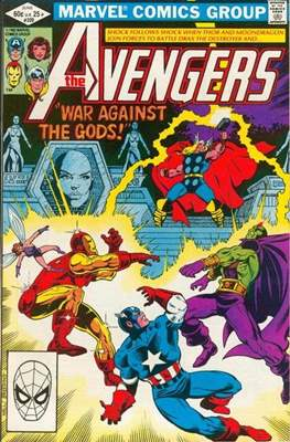The Avengers Vol. 1 (1963-1996) (Grapa) #220
